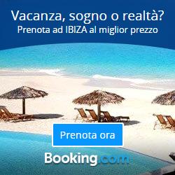 Prenota ad Ibiza al miglior prezzo con Booking.com