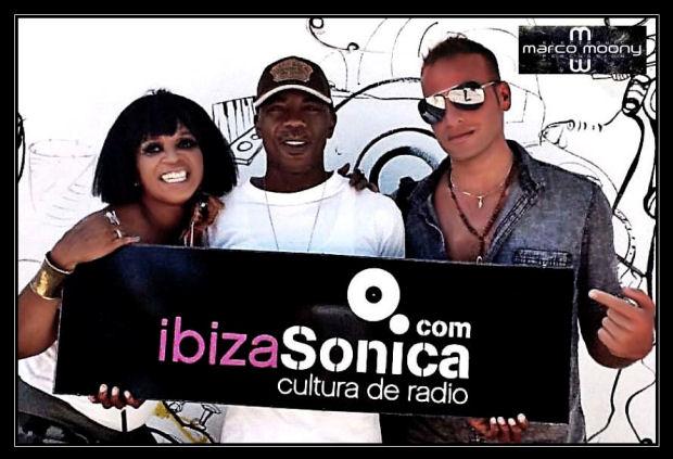 Marco Moony batterista musicista ad Ibiza musica