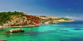Calette nord Ibiza