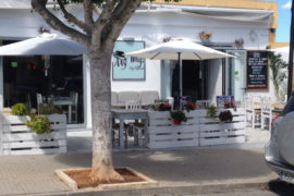 hamburger Ibiza ristorante