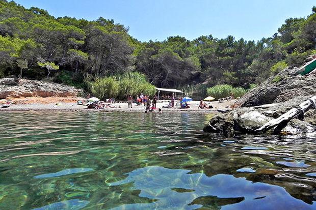spiagge Ibiza calette