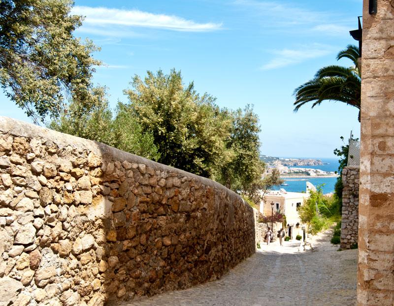 Ibiza mura