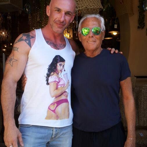 vacanze giorgio armani Ibiza