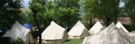 Vacanza in campeggio ad Ibiza
