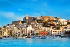 andare in vacanza Ibiza